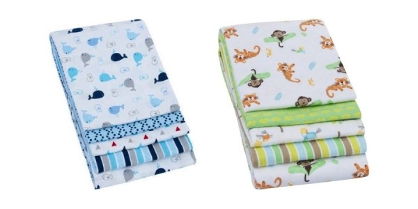 Garanimals Receiving Blanket 4-Packs Just $5 (regularly $11.30) @ Walmart