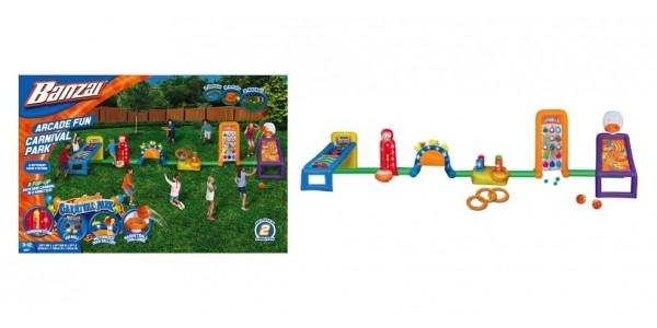 Banzai Arcade Fun Carnival Park Set Just $52 Shipped (reg. $300) @ Kohl's