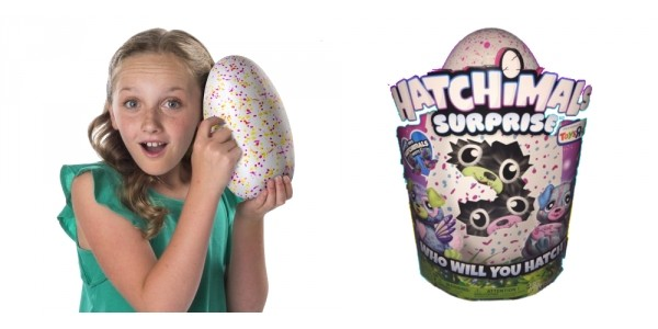 Pre-Orders Open Now For The New Hatchimal Surprise Twins @ Toys R Us