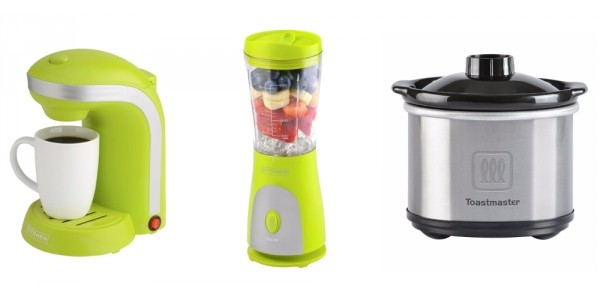 Small Kitchen Appliances Just $5 Each (Reg. Up To $30) @ Bon-Ton