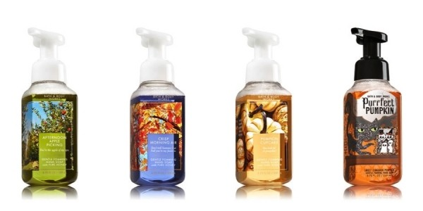 Hand Soaps Just $2 Each @ Bath & Body Works