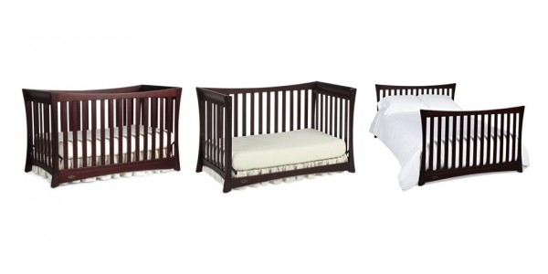 Graco Tatum 4-in-1 Convertible Crib $159.99 (reg. $500) @ Walmart