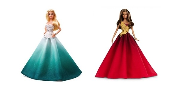 2016 Holiday Barbies Only $9.51 (Reg. $40) @ Walmart