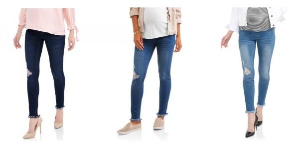 Planet Motherhood Maternity Jeans $6 (Reg. $18) @ Walmart
