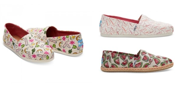 Today Only! Huge Sale On TOMS Shoes + Score An Extra 25% Off @ TOMS