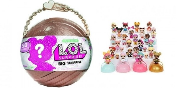 Where To Buy L.O.L Surprise BIG Surprise In The US