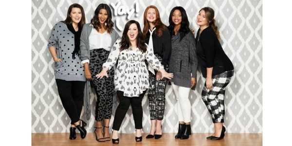 Melissa McCarthy Plus Sized Apparel Up To 60% Off @ Zulily
