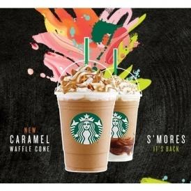 Frappuccino Blended Beverages $3 @ Starbucks