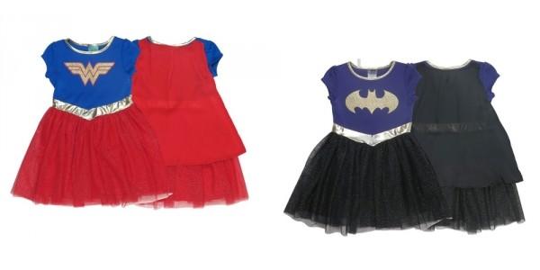 Children's Super Hero Cape Dresses $13 (Reg. $37) @ Groupon
