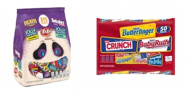 Halloween Candy Variety Packs On Sale @ Walmart