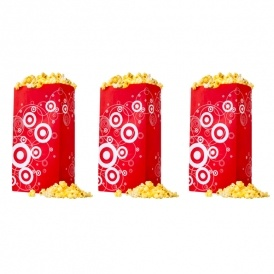FREE Popcorn for REDcard Holders @ Target