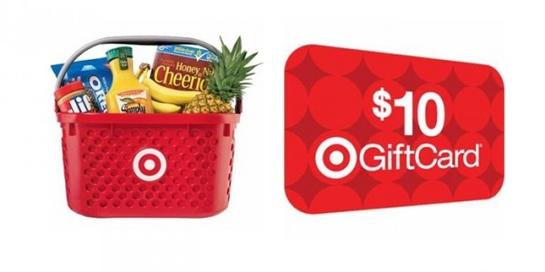 Purchase $50 In Grocery Get $10 Gift Card @ Target