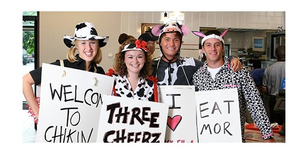 Cow Appreciation Day FREE Combo Meals @ Chik Fil A