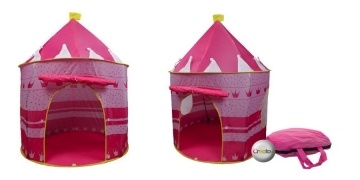childrens-pink-castle-play-tent-just-dollar-20-walmart-9316