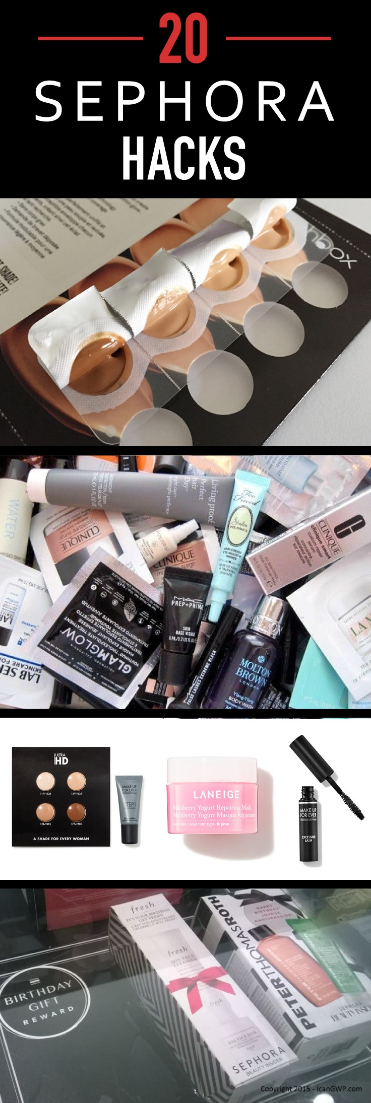 20 Secret Sephora Hacks Employees Dont Want You To Know