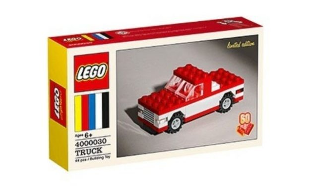 LEGO 60th Anniversary Limited Edition TRUCK Set