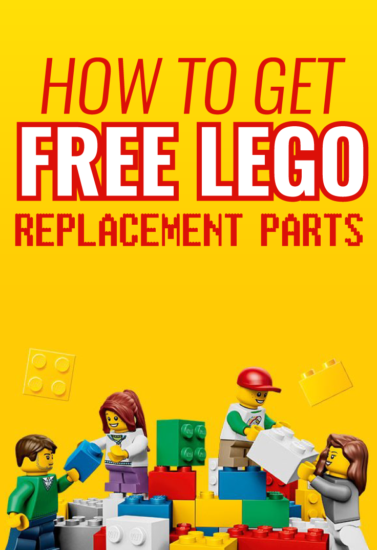 Free LEGO Replacement Parts: Here's How to Get Them (with Pictures)
