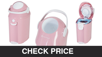 Baby Trend Champ Deluxe Diaper Pail Review