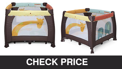 Delta Children Playard Review