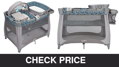EvenFlo Arena Playard Review