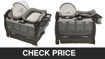 The Graco Pack N Play Snuggle Suite Review