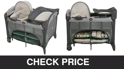 Graco Playard with Newborn Napperstation Review