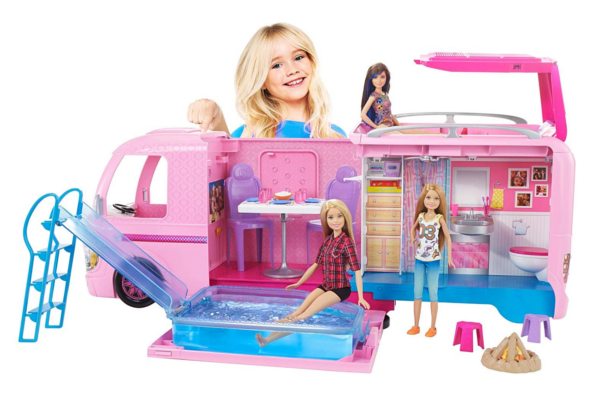Best Barbie & Barbie Dream House Black Friday Deals 2018