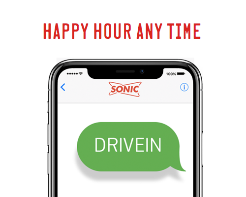 Sonic Happy Hour: Menu & Daily Specials Guide (2019)