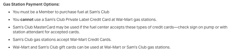 7 Things To Know Before You Buy Gas at Sam's Club