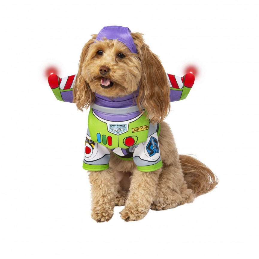 Toy Story Pet Costumes Exist! Woody & Buzz From $14.99 @ Walmart