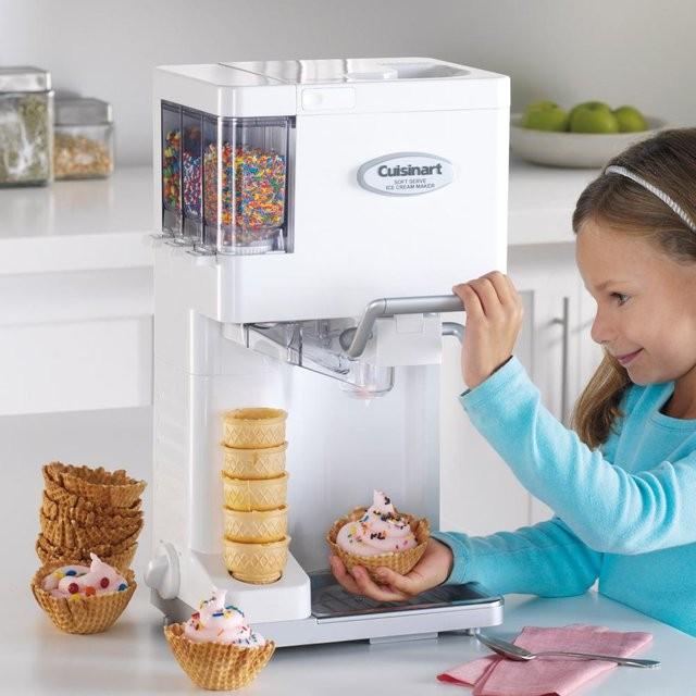 Cuisinart Soft Serve Ice Cream Maker $69 (was $100) @ Walmart