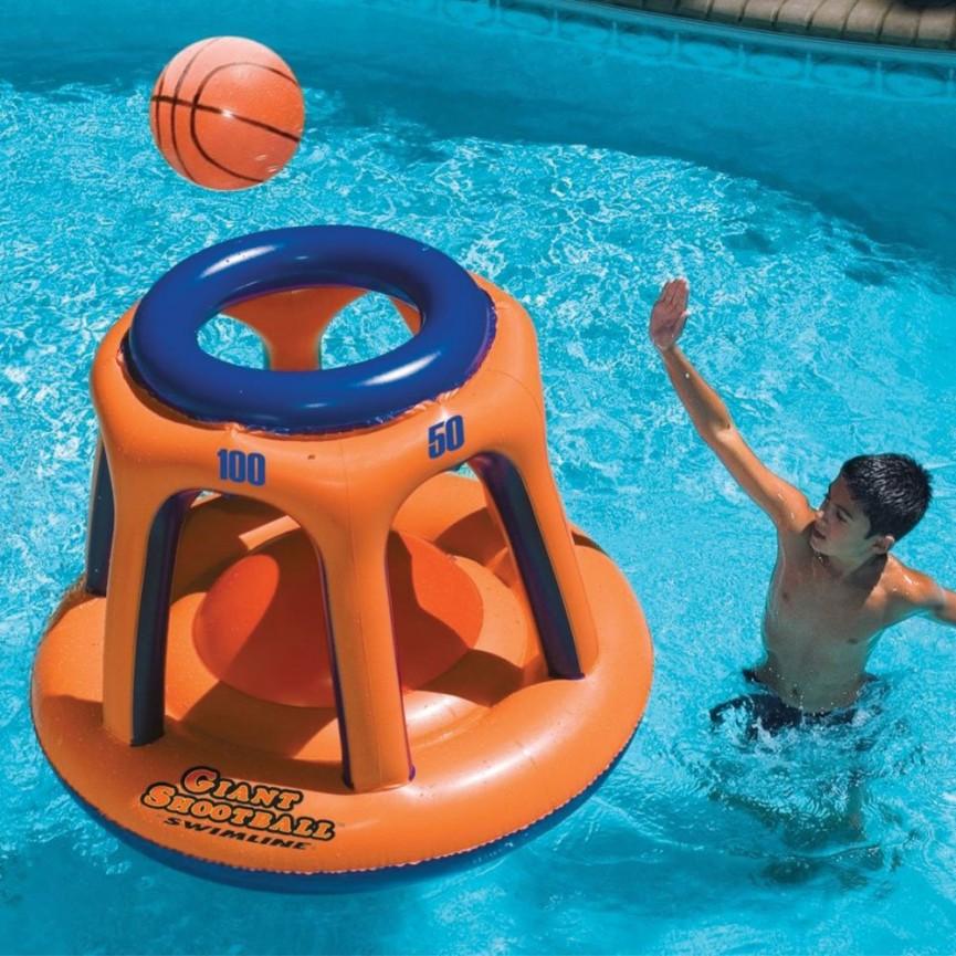 Giant Shootball Basketball Pool Game 60% Off @ Amazon