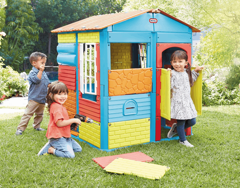 Little Tikes Build-A-House $99 @ Michaels