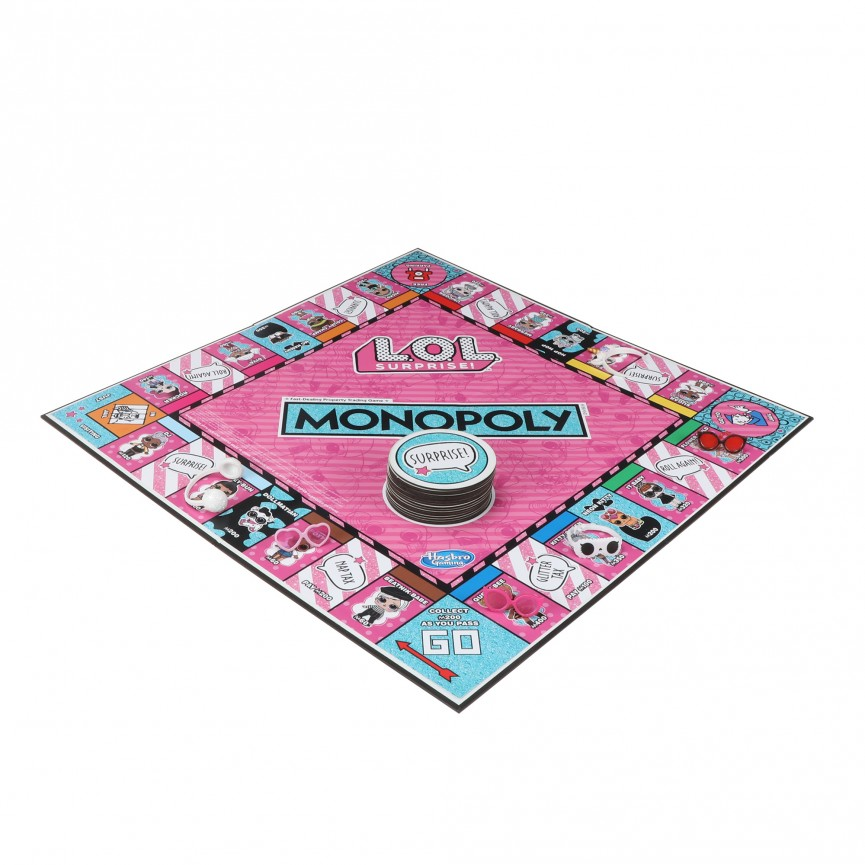 Here's Where To Buy LOL Surprise Monopoly In The US