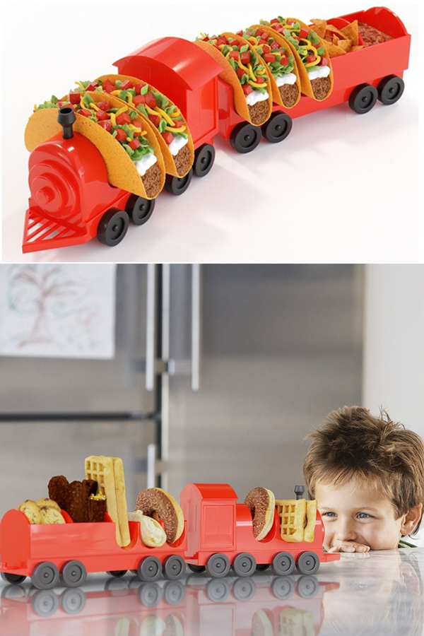 Taco Train Taco Holders Now $17.25 @ Etsy