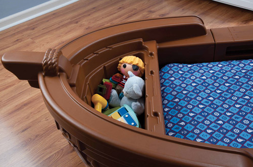 Little Tikes Pirate Ship Bed $249 (was $299) @ Walmart