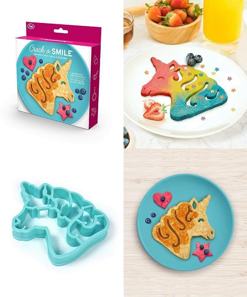 Unicorn Pancake Molds Are $10.49 @ Amazon