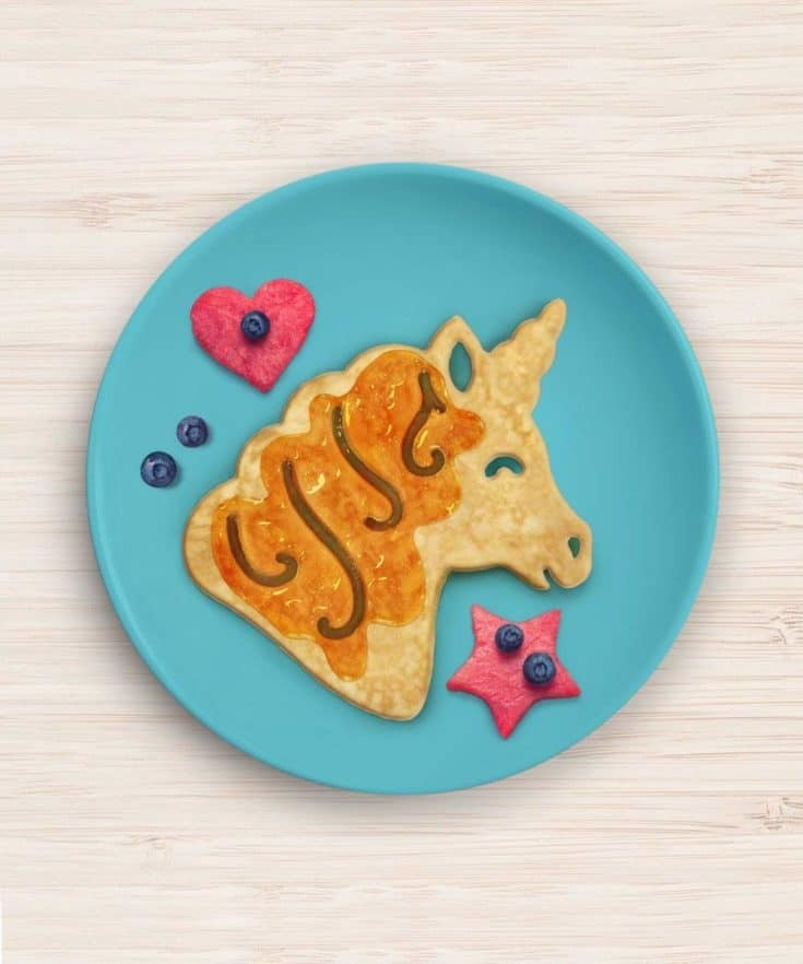 Unicorn Pancake Molds Are $10.49 @ Amazon