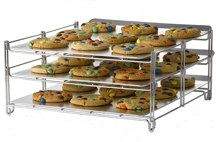 Betty Crocker 3 in 1 Baking Rack $18 @ Amazon