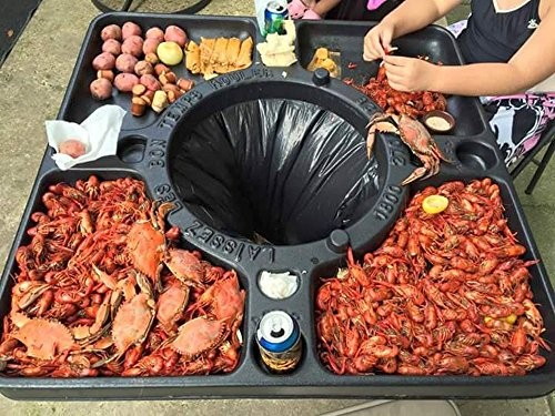 Check Out This Crawfish Tabletop Table @ Amazon