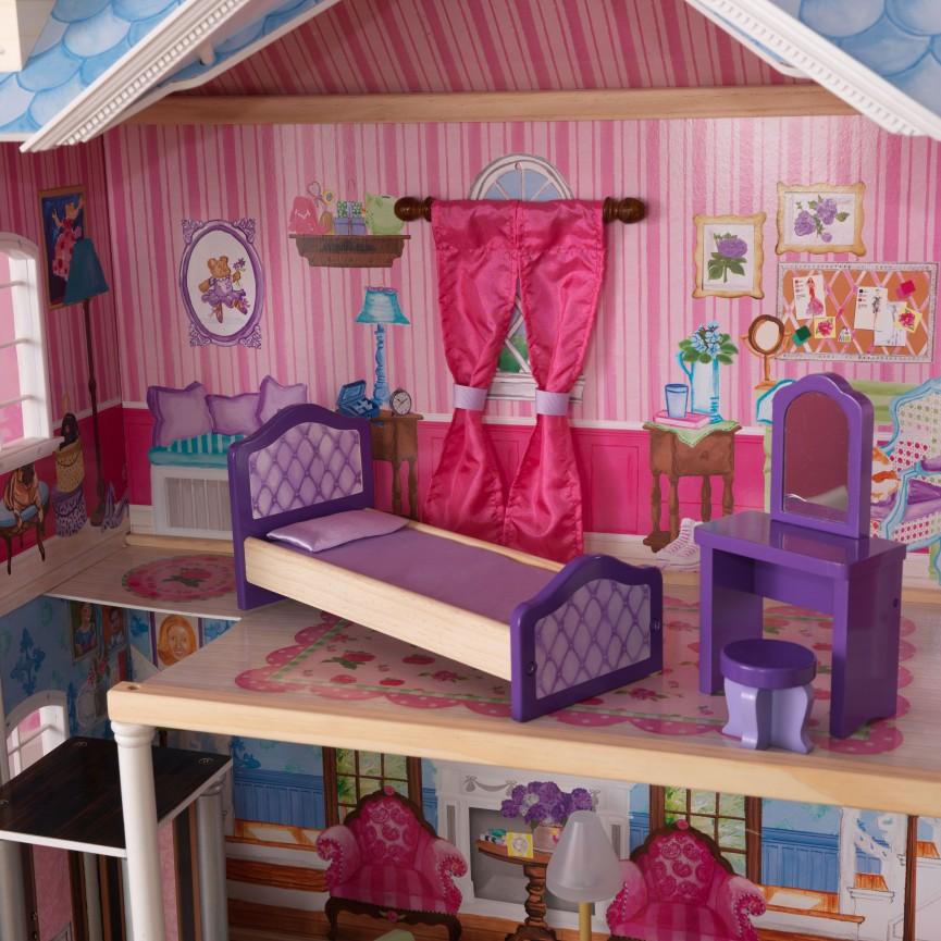KidKraft My Dreamy Dollhouse With Furniture $80 (was $129.99) @ Walmart