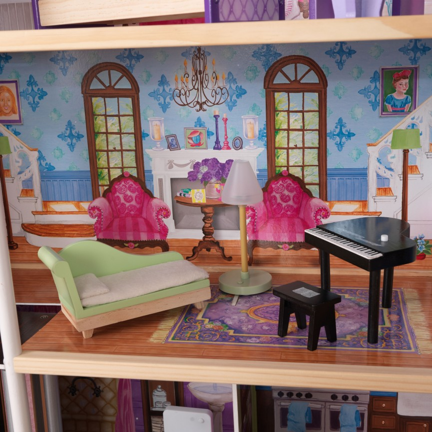KidKraft My Dreamy Dollhouse With Furniture $80 (was $129.99) @ Walmart