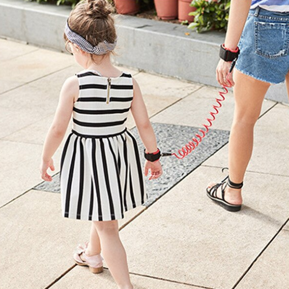 Anti Lost Safety Wrist Links for Toddlers $8.99 @ Amazon