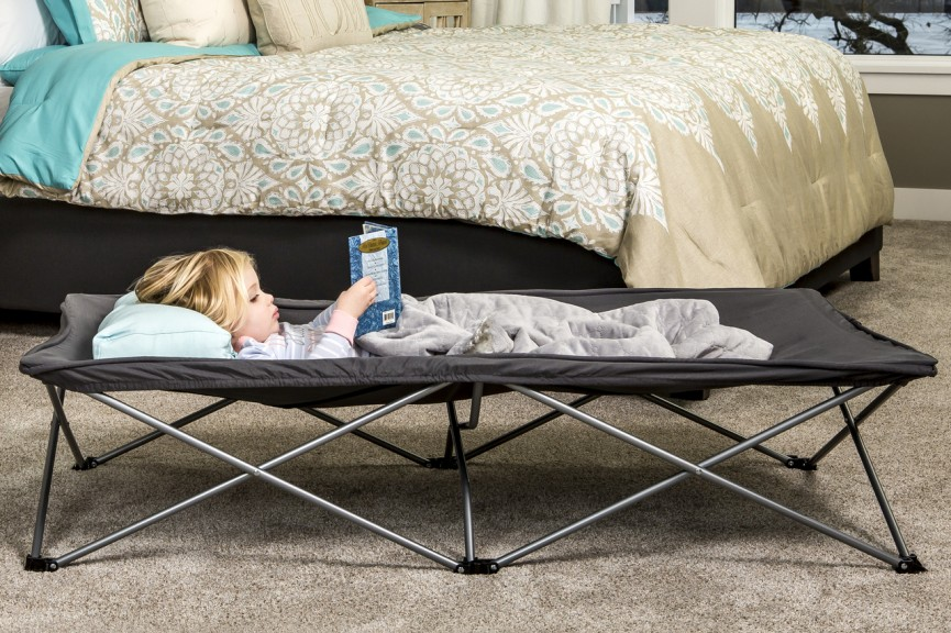 Regalo My Cot Portable Toddler Beds $25.99 @ Walmart