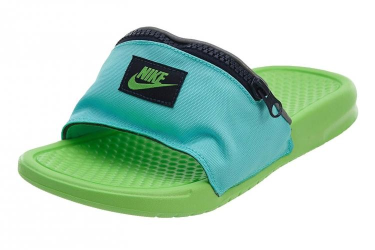 Have You Seen These Nike Fanny Pack Slides