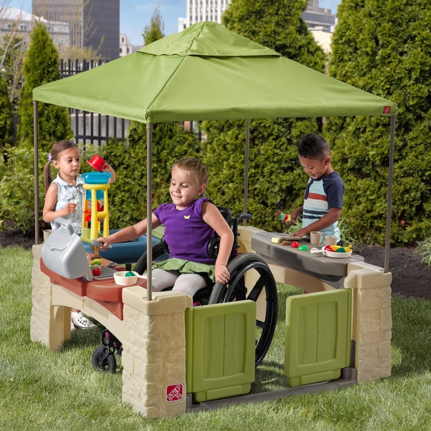 $60 Off The Step2 All Around Playtime Patio Set @ Amazon