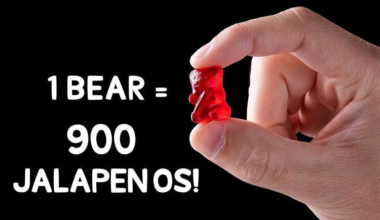 Lil' Nitro World's Hottest Gummy Bear $11.99 @ Amazon