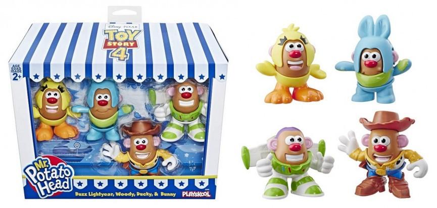 PLAYSKOOL Toy Story 4 Mr Potato Head Set $14.99 @ Kohl's
