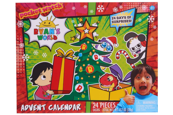 Best Children's Toy Advent Calendars Including LEGO, Harry Potter, Fortnite, Marvel, Disney, Paw Patrol, and more!