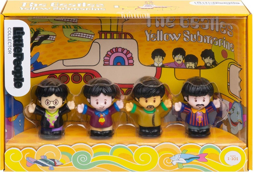 Fisher Price Beatles Are Here And They're Awesome